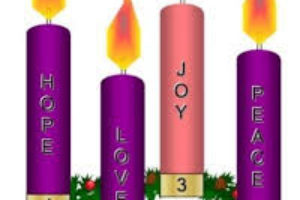 Advent Candles: Hope