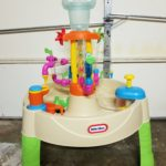 Water table to play with