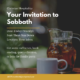 Christian Hospitality: Invitation to Sabbath
