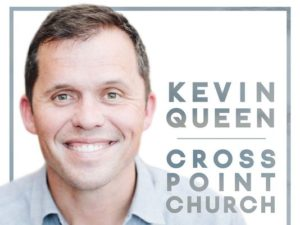 A picture of Kevin Queen who led me to a new possibility about being hospitable to Christ