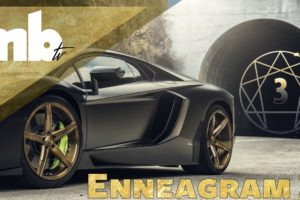 An expensive sports car for the Enneagram Type 3