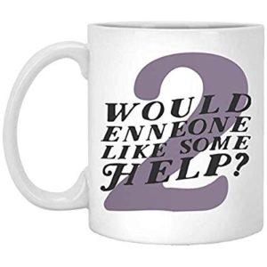 A mug for Enneagram Type 2