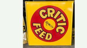 Enneagram Type 1 critic feed