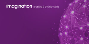 A picture stating:  imagination - enabling a smarter world
