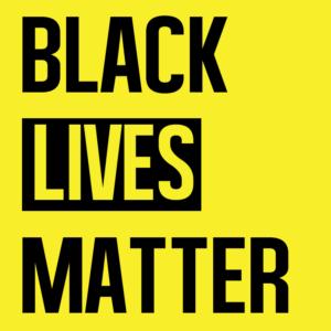 Image of Black Lives Matter Letterhead